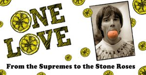 stone roses one love banner