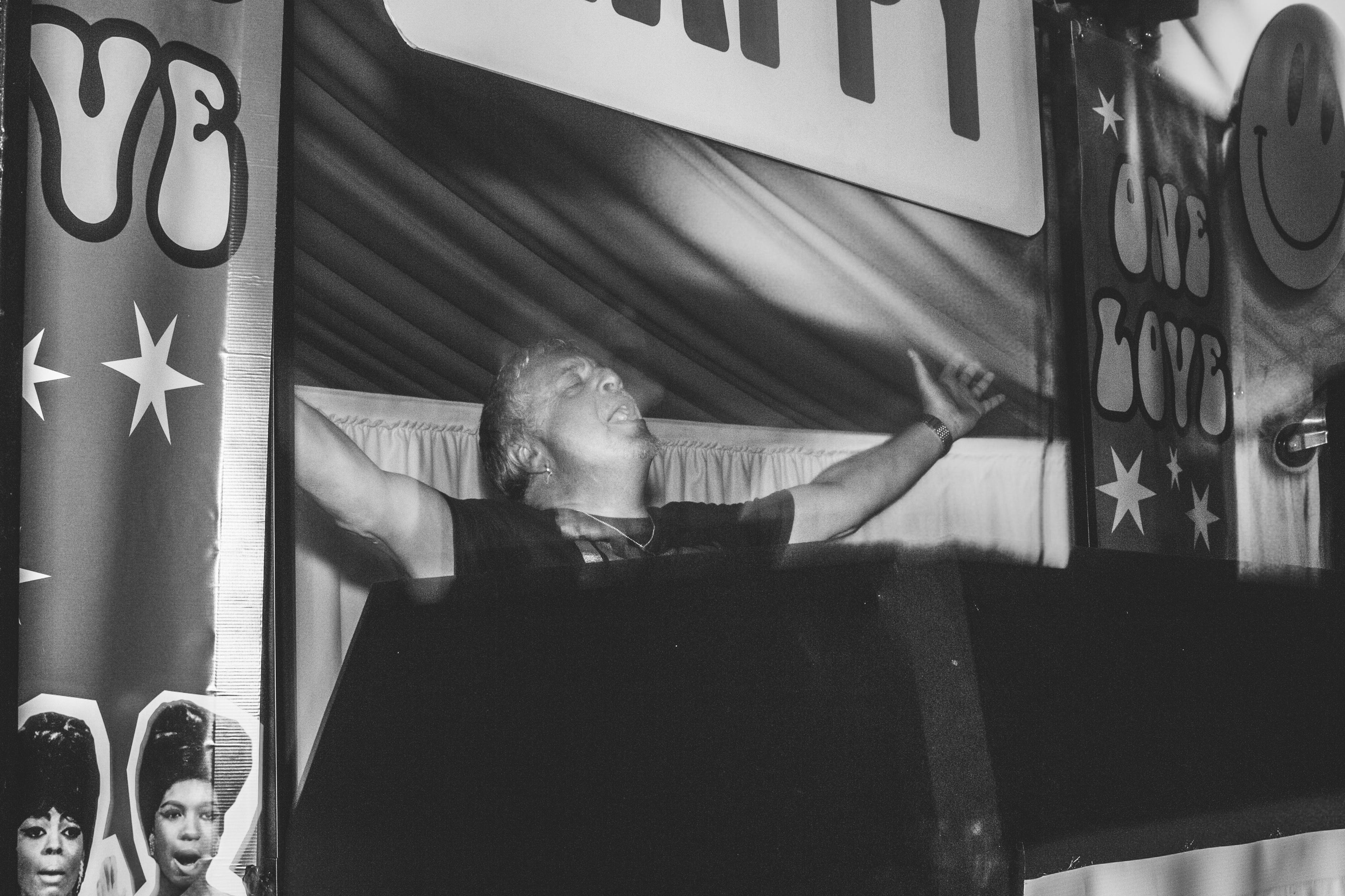 Leo B Stanley DJ