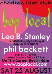 bop local poster