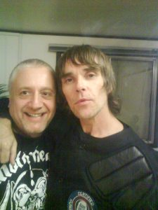Leo and Ian Brown