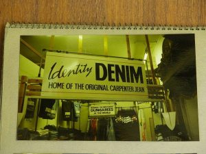 identity denim shop picture