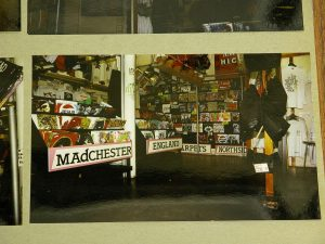record shop in Aflecks palace manchester