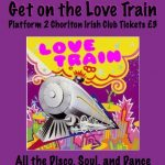 venue 21 love train flyer
