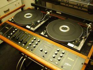 record decks