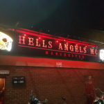 hells angels venue