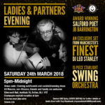 Ladies evening flyer