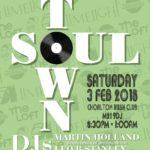 soul town flyer