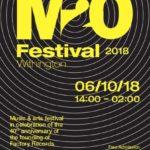 M20 festival poster